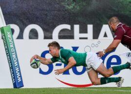 U20 World Championship: Teams for Ireland v Japan relegation battle!