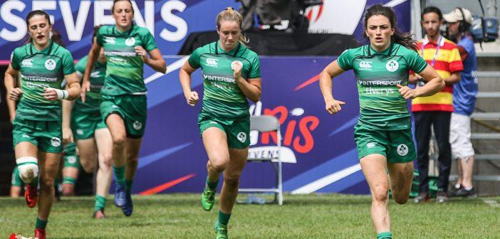 RWC Sevens 2018: Ireland Women finish Sixth.