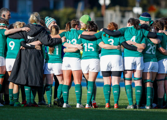 Ireland Women: Who did what 2017-18