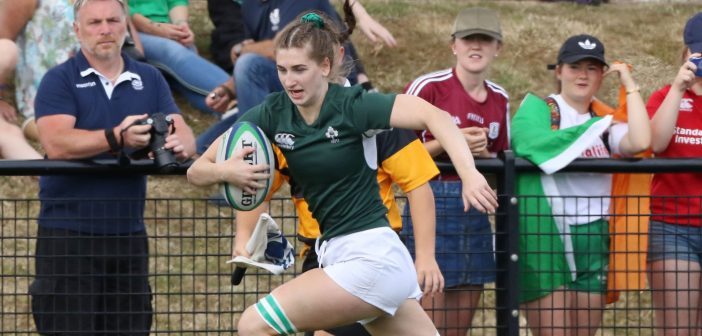Ireland U18 Women Sevens looking for another Successful Home Nations