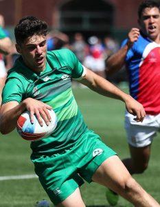 James O'Brien, Ireland Sevens