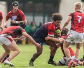Eagle Impact Rugby Academy finish Irish tour against Ulster Schools