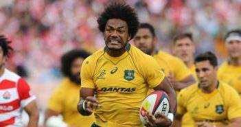 Henry Speight joins Ulster as short term cover