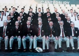 Club: Larne RFC hold 20 year reunion for Australia 98 tourists.