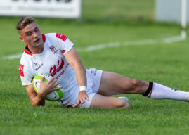Celtic Cup: Ulster A win on the road!