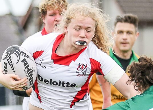 Women: Connacht 31 Ulster 17
