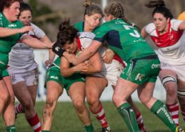 Women: Teams Up for Connacht v Ulster