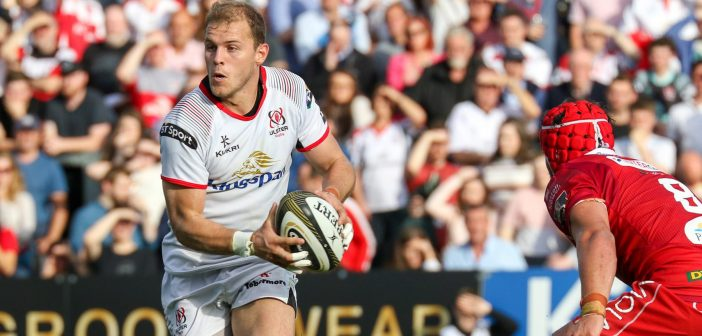 HEC: Teams up for Ulster v Leicester Tigers