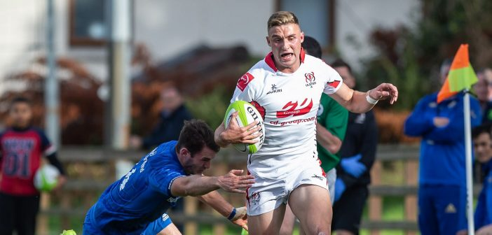 Celtic Cup: Ulster A 27 Dragons A 19