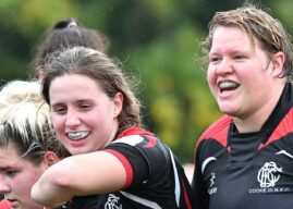 Club Women: St Mary's College 0 Cooke 20
