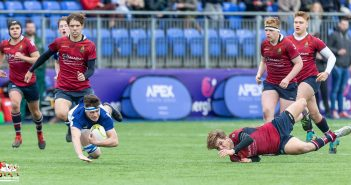 Schools: Rugby Rising Final Day
