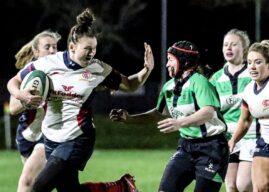 Club Women: Malone 53 Omagh 0