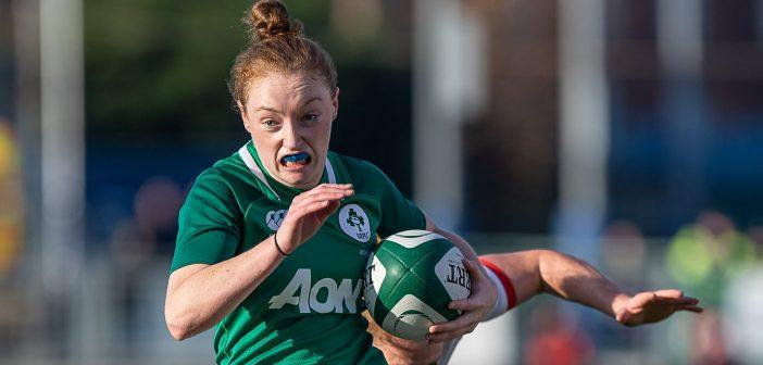 Ireland Women: Ireland 10 USA 19