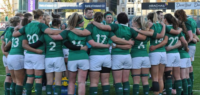 Ireland Women: Teams up for England v Ireland