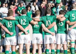 Autumn Internationals: Teams up for Ireland v New Zealand