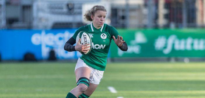 Women: England 37 Ireland 15