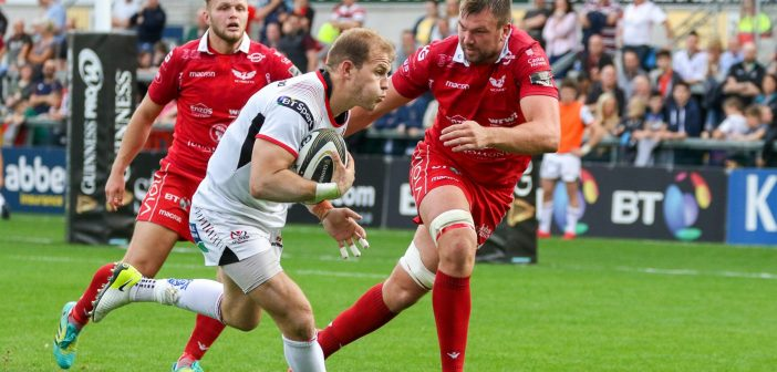 HEC: Scarlets 24 Ulster 25