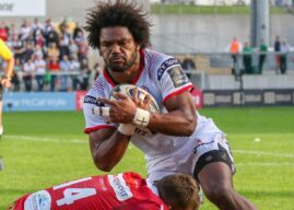 HCC: Teams up for Ulster v Scarlets