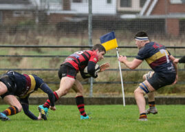 Club Men: Banbridge 14 City of Armagh 15