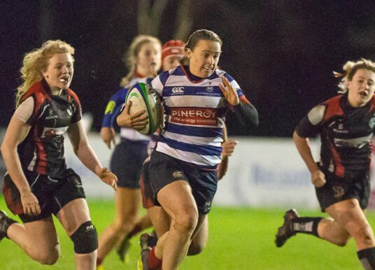 Club Women: Round 8 Review