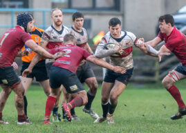 Club Men: Malone 12 Old Wesley 16 (AIL1B)