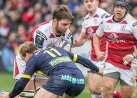 HCC: Teams up for Leicester Tigers v Ulster