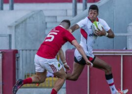 HCC: Teams up for Ulster v Racing 92