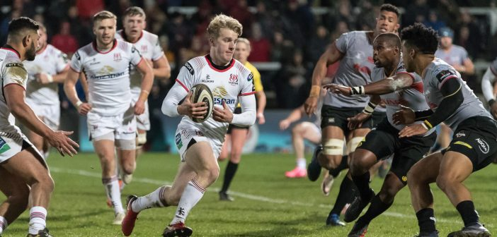 PRO14: Leinster 40 Ulster 7