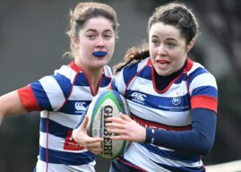 Club Women: St Mary's College 12 Blackrock College 64