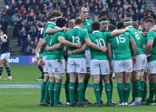 Men Six Nations: Teams up for Italy v Ireland