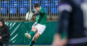 Harry Byrne, Ireland U20 Rugby