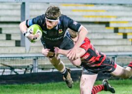 Club Men: City of Armagh 9 Ballymena 7 (Ulster Senior Cup Final)