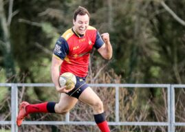 Club Men: Ballynahinch II 14 Ballyclare 31