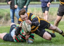 Club Men: Holywood 36 Letterkenny 24 (Gordon West QF)