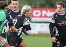 Club Women: City of Derry 8 Ballynahinch 3 (Junior Cup SF)