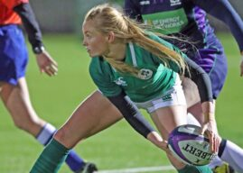 Women 6N: Teams up for Italy v Ireland.