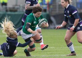 Women 6N: Teams up for Scotland v Ireland
