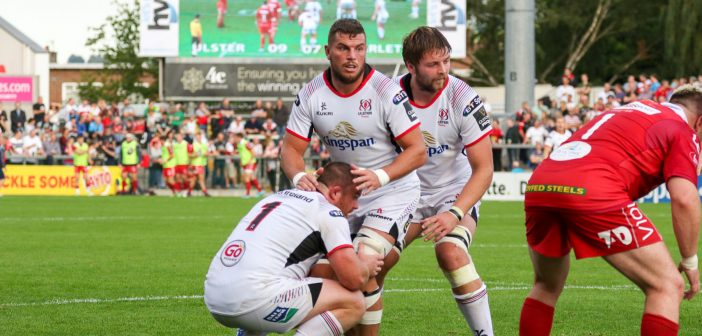 PRO14: Teams up for Dragons v Ulster