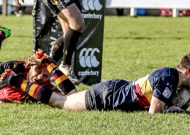 Club Men: AIL 1B Week 15 Wrap