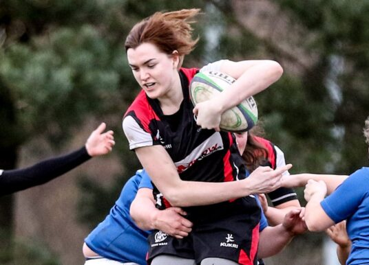 Club Women: Cooke 22 St Mary's College 20 (WAIL)