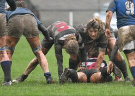 Club Women: Old Belvedere 26 St Mary's 0 (WAIL)