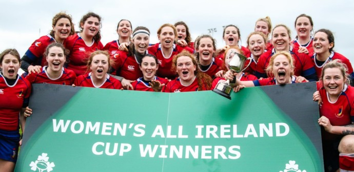 Club Women. All Ireland League – Who Did What?