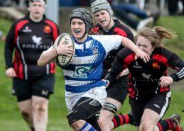 Club Women: Carrickfergus 5 Dungannon 12 (Rejenerate Cup)