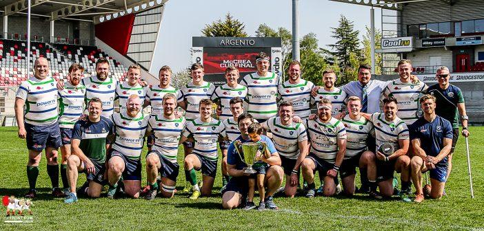 Club Men: Grosvenor 50 Queens University II 19 (McCrea Cup)