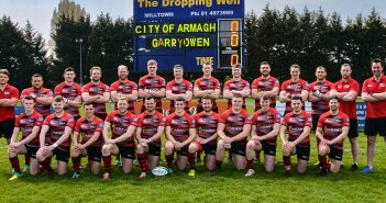 Club Men: City of Armagh 21 Garryowen 45 (Bateman Cup)