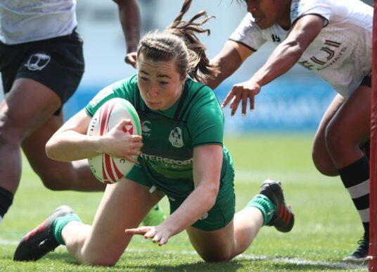 Ireland Women: Japan Sevens Day 1