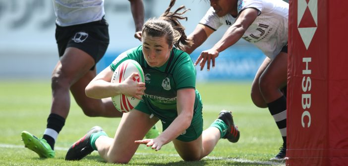 Ireland Women: Japan Sevens Day 1