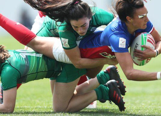 Ireland Women: Japan Sevens Day 2