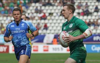 Terry Kennedy, Ireland 7s