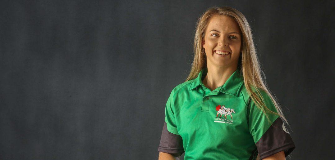 rittany Hogan, Ireland Women Sevens